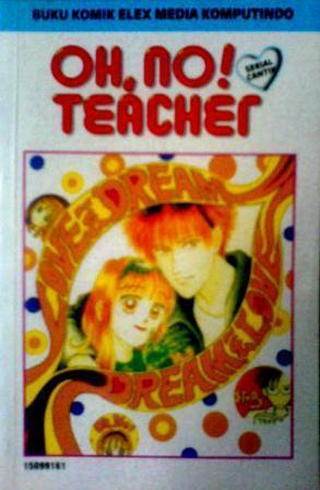Oh, No! Teacher  by  Saya Miyauchi