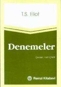 Denemeler  by  T.S. Eliot