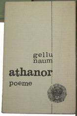 Athanor  by  Gellu Naum