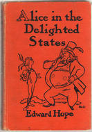 Alice in the Delighted States  by  Edward Hope
