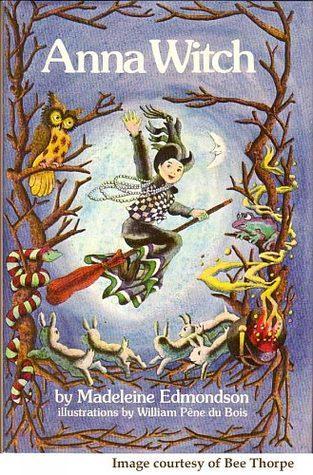 Anna Witch  by  Madeleine Edmondson