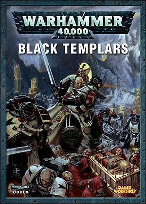 Codex: Black Templars (Warhammer 40,000)  by  Games Workshop