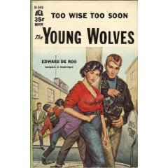 The Young Wolves  by  Edward De Roo