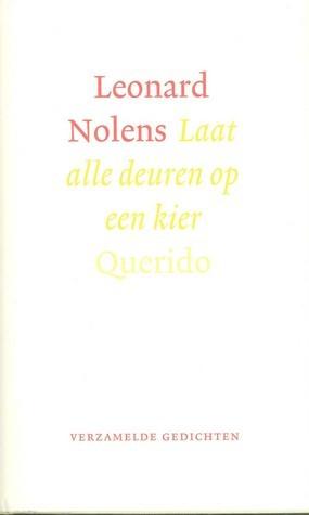 Laat alle deuren op een kier Leonard Nolens