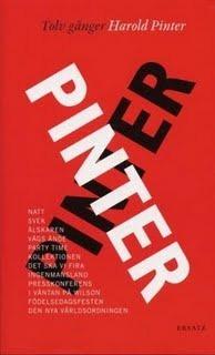 Tolv gånger Pinter  by  Harold Pinter
