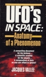 UFOs in Space: Anatomy of a Phenomenon  by  Jacques F. Vallée