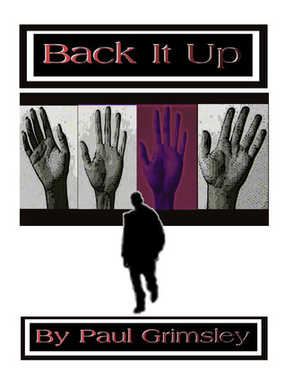 back it up  by  Paul Grimsley