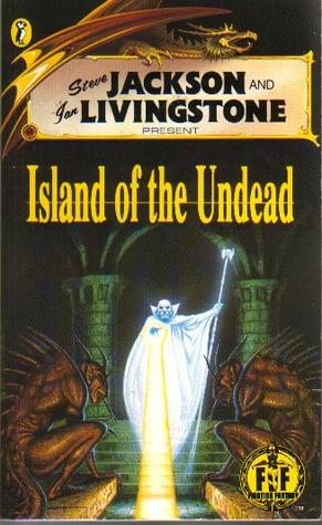 Island of the Undead (Fighting Fantasy, #51)  by  Keith Martin