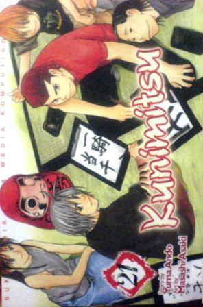 Kunimitsu Vol. 21 Yuma Ando