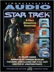 Star Trek Borg: Experience the Collective Hilary J. Bader