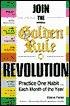 Join the Golden Rule Revolution  by  Elaine Parke