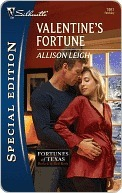 Valentines Fortune  by  Allison Leigh