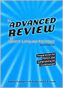 An Advanced Review of Speech-Language Pathology: Preparation for PRAXIS And Comprehensive Examination  by  Celeste Roseberry-Mckibbin