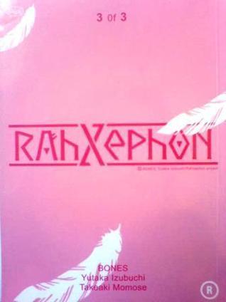 Rahxephon Vol. 3 Yutaka Izubuchi