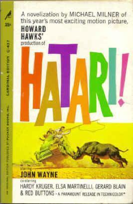 Hatari!  by  Michael Milner