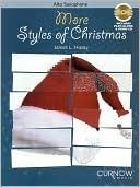More Styles of Christmas: Intermediate Level Instrumental Play-Along Packs  by  James L. Hosay