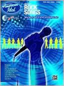 American Idol  Rock Songs (Songbook & Sing-Along CD)  by  American Idol