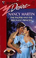 The Pauper And The Pregnant Princess  by  Nancy Martin