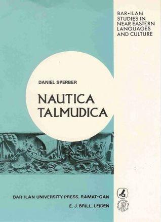 Nautica Talmudica  by  Daniel Sperber