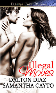 Illegal Moves  by  Dalton Diaz