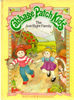 The Just-Right Family  by  Larry Callen