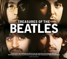 Treasures of The Beatles Terry Burrows