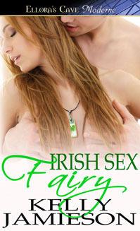 Irish Sex Fairy Kelly Jamieson