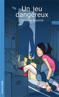 Un jeu dangereux (Natasha et Pierre, #1) Chrystine Brouillet