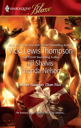 Better Naughty Than Nice (Harlequin Blaze #507)  by  Vicki Lewis Thompson