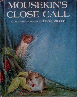 Mousekins Close Call (Mousekin, #9)  by  Edna Miller