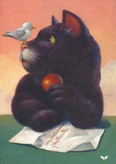 นางนวลและมวลแมวผู้สอนให้นกบิน  by  Luis Sepúlveda