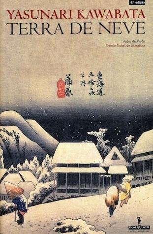 Terra de Neve  by  Yasunari Kawabata