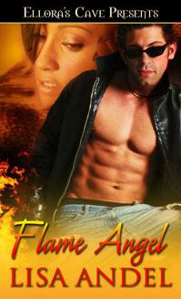 Flame Angel  by  Lisa Andel