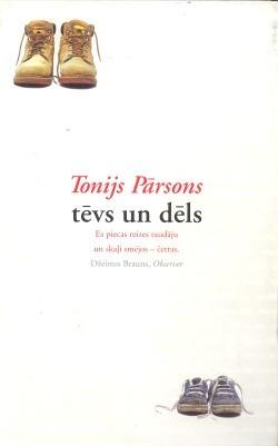 Tēvs un dēls Tony Parsons