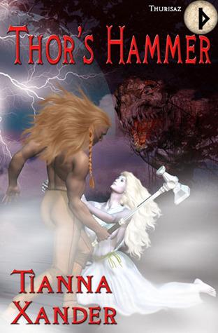 Thors Hammer (Rune Series: Thurisaz) Tianna Xander