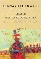 Sharpe y el tigre de Bengala (Sharpe #1)  by  Bernard Cornwell