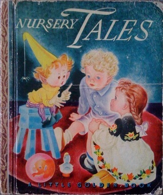 Nursery Tales (Little Golden Book) Mary  Reed