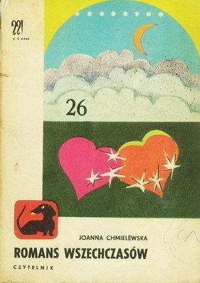 Romans Wszechczasów  by  Joanna Chmielewska