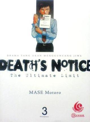 Deaths Notice Vol. 3  by  Motoro Mase