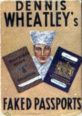 Faked Passports (Gregory Sallust, #3)  by  Dennis Wheatley