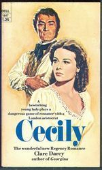 Cecily (Regency Trilogy, #1)  by  Clare Darcy