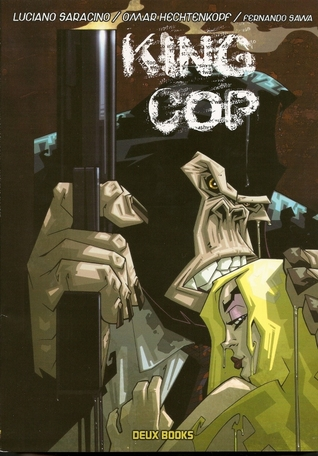 King Cop  by  Luciano Saracino