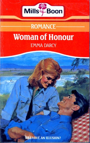 Woman of Honour  by  Emma Darcy