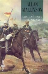 Los cañones del Nizam/ The Nizams Daughters (Matthew Hervey, #2) Allan Mallinson
