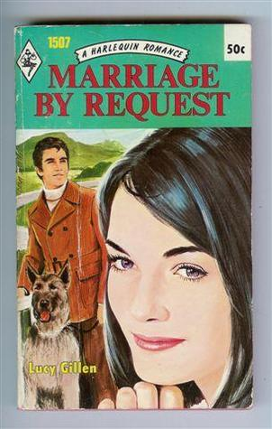 Marriage By Request Lucy Gillen