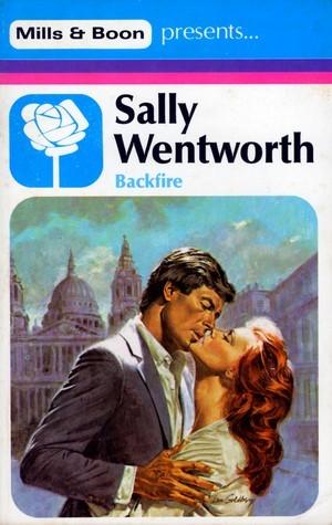 Backfire  by  Sally Wentworth