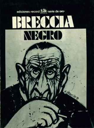 Breccia Negro  by  Alberto Breccia