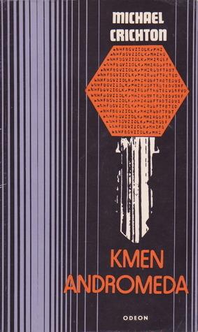 Kmen Andromeda  by  Michael Crichton