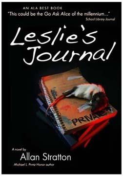 Leslies Journal  by  Allan Stratton