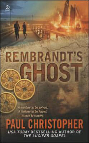 Rembrandts Ghost (Finn Ryan, #3) Paul Christopher